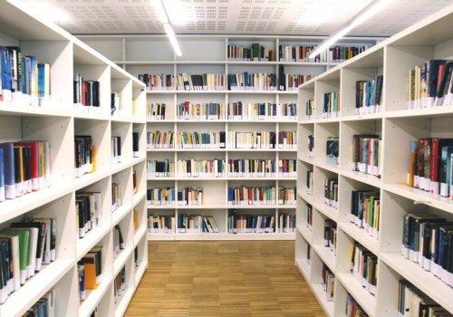 Chiusura biblioteca per lavori edili